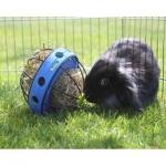 Savic Bunny Toy - савик Банни колесо-кормушка для сена и лакомств для грызунов (0195)