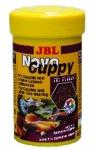 JBL Novo Guppy - корм Джей Би Эл в виде хлопьев для гуппи и других живородящих аквариумных рыб