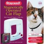 Staywell - дверцы Стейвел с магнитным ключем для кошек (st 400; 420)