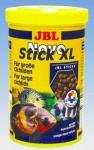 JBL Novo Stick XL - корм Джей Би Эл в виде палочек для крупных цихлид, 1 л