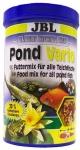 JBL Pond Vario - смешанный корм Джей Би Эл из хлопьев, палочек и рачков 5,5 л