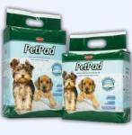 Padovan Pet Pad - пеленки Падован, 10 штук (PP 00646; PP 00647)