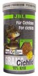 JBL Grana cichlid - премиум корм Джей Би Эл в гранулах для плотоядных цихлид
