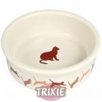 Trixie - миска керамическая Трикси для кошек