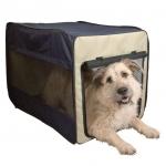 Trixie - Дом-переноска Трикси однодверная нейлоновая для собак