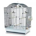 Savic Residence 60-Navy - клетка Савик Резиденс 60 Нави для птиц, голубая (5642_5901)