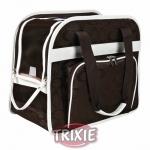 Trixie Alisha - Сумка Трикси Алиша коричнево-кремовая для кошек (36421)