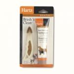 Hartz - зубная паста и щетка Хартц для собак