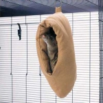 Savic Relax DeLuxe Shoe -  гамак Савик Башмак для хорьков и крыс (5944)