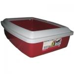 Savic Oval Tray - туалет для кошек Савик, с бортиком, овальный (0224)