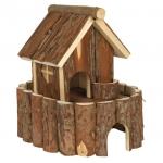 Trixie Bo House - Трикси Домик для мышей и хомяков двухэтажный
