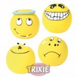 Trixie мяч рожица трикси латекс 6 см 35266