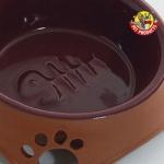 Savic - миска керамическая Савик Рыбная кость (0451600)