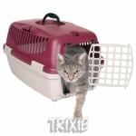 Trixie Capri-1 - переноска Трикси Капри 1 для кошек весом до 6 кг (39811; 39812; 39813; 39817)