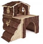 Trixie Bjork House - Трикси Двухэтажный домик для хомяков и мышей