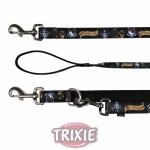 Trixie Dog Pirates - Поводок Трикси для собак чёрный