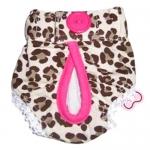 Monkey Daze leopard panties - трусики Манки Дазе для собак (91120_01)