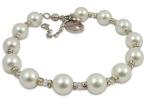 ShiBoo Fashion-Pearls - ожерелье ШиБу жемчуг для собак (3050)