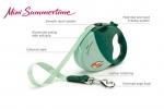 Flexi Summertime 1 - рулетка Флекси для собак весом до 15 кг