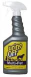 Urine Off Multi-Pet - средство Урина Оф для удаления мочи домашних питомцев