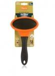 Hartz Slicker Brush for Dogs - щетка-пуходерка Хартц для собак