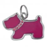 Trixie Fancy - брелок Трикси в форме собаки со стразами