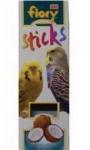 Fiory Sticks - лакомство Фиори с кокосом для волнистых попугаев, 60 г. (2580)