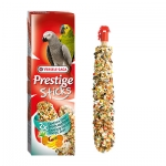 Versele-Laga Prestige Sticks Exotic fruit - лакомство для попугаев Версель-Лага, экзотические фрукты