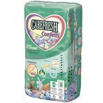 Carefresh Confetti - премиум подстилка Карефреш из целлюлозы для грызунов, птиц, рептилий