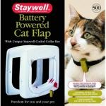 Staywell - дверцы Стейвел с програмным ключом для кошек (st 500)