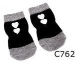 Camon - носки Камон 4шт, черные (C762/A,C762/B,C762/C,C762/D,C762/E)
