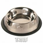 Trixie - миска с резинкой Трикси с чеканкой для кошек