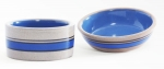 Pet Pro - керамическая миска Пет Про синяя полоска для кошек (0451575)