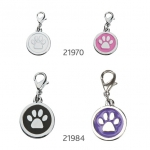Trixie - брелок круглый Трикси Лапа для собак