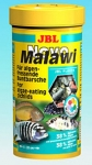 JBL Novo Malavi - корм Джей Би Эл для растительноядных цихлид озер Малави и Танганьика