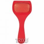 Trixie Soft Brush - щетка для кошек Трикси односторонняя