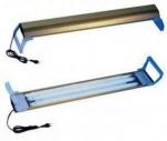 Resun DL 15R Gold - светильник для аквариума Ресан (лампы 2x15 Вт) (27508)