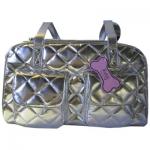 Monkey Daze Silver - сумка Манки Дазе Серебро для кошек