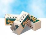 Fiory - транспортировочная коробка Фиори (картон) 15,5х9х9 см (6200)