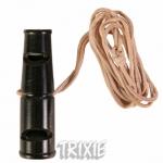Trixie - свисток Трикси Рог Буйвола 9 см