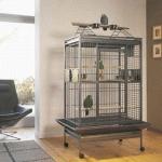 Savic Wellington Playpen - вольер Савик для попугаев темно-серый (5684_0048)