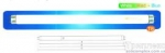 Resun RB 10 - аквариумная лампа Ресан, 10 Вт, 33,1 cм (27358)
