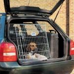 Savic Dog Residence - клетка в автомобиль Савик оцинкованная для собак (3298_0095; 3299_0095)