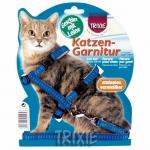 Trixie - Шлейка Трикси для котов регулируемая