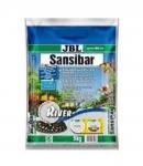 JBL Sansibar - песок для аквариума Джей  Би Эл речной (0,4-1,4мм), 5кг