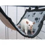 Savic Relax DeLuxe Flat - гамак Савик для хорьков и крыс (5929)