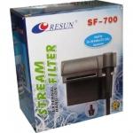 Resun ClearMax SF-700 - навесной фильтр Ресан, 360 л/ч, для акв. до 150 л