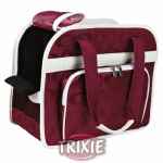 Trixie Alisha - сумка Трикси Алиша бордово-кремовая для кошек (36423)