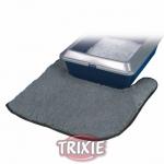 Trixie - коврик Трикси под туалет серый