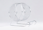 Pet Pro - тренажер колесо Пет Про для хомяков металл хром (0805688)